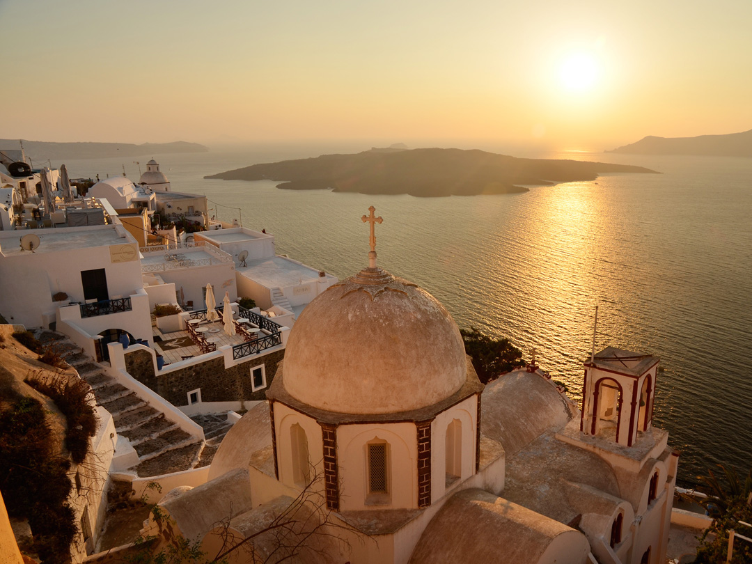 Santorini Shore Excursions